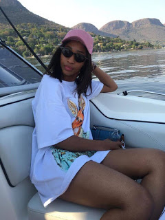 South african rich single woman