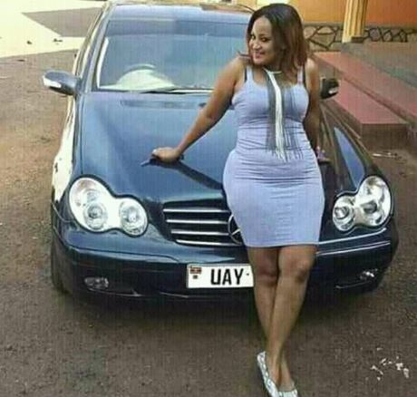 Send an SMS to this Sugar Mummy now