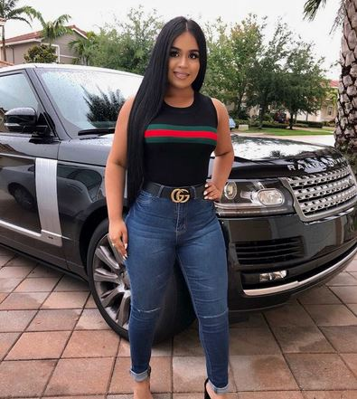 This Sugar Mummy Lucy Ready To Spend Heavily On YOU