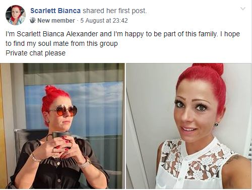 single Mom Bianca