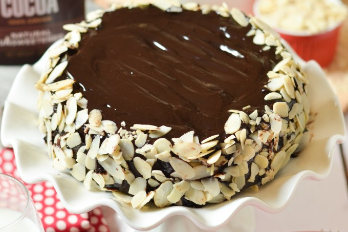 The best ever chocolate cake