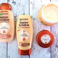 Garnier Wahre Schätze Honig Geheimnisse Haarpflege - Review