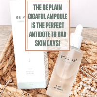 [ENG] The Be Plain Cicaful Ampoule Is the Perfect Antidote to Bad Skin Days!
