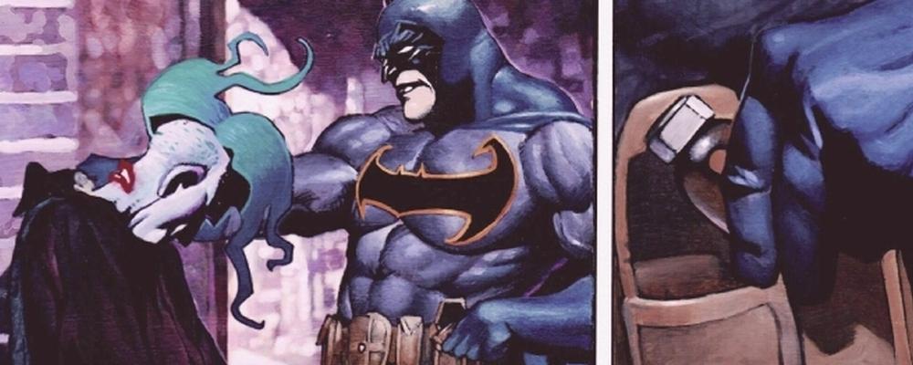 Batman Joker Switch, la recensione