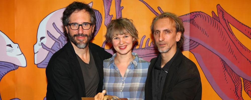 Embers di Claire Carré vince il Premio Asteroide al Trieste Science Fiction Festival,