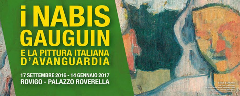 I Nabis, Gauguin e la pittura italiana d'avanguardia, la mostra a Rovigo