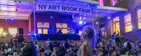 NY Art Book Fair 2018