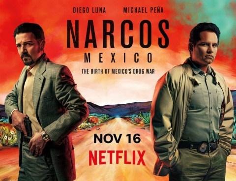 Narcos Messico la conferenza stampa a Lucca Comics & Games