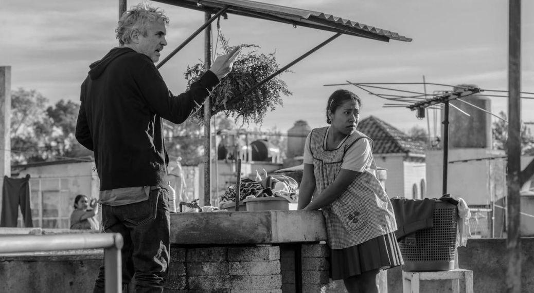 Roma, un film di Alfonso Cuaron