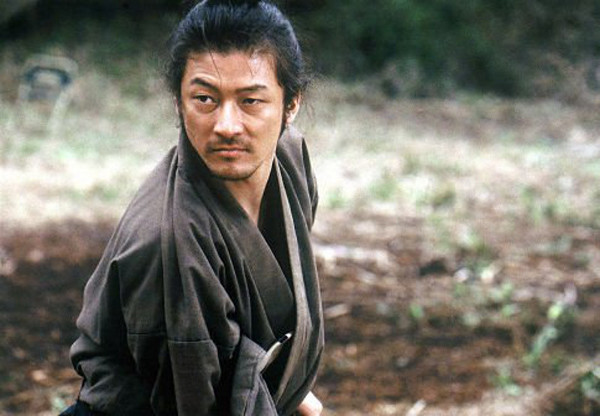 Ladies and gentlemen ecco a voi Mr. Tadanobu Asano!