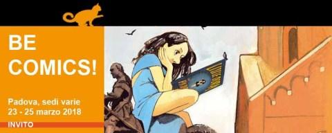 Be Comics! Padova 2018