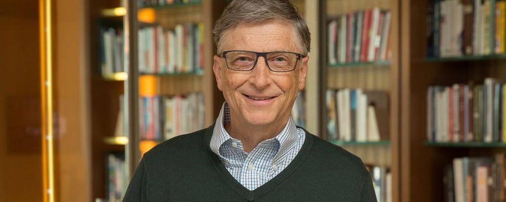 Bill Gates, i libri e la promozione della Cultura e della Lettura