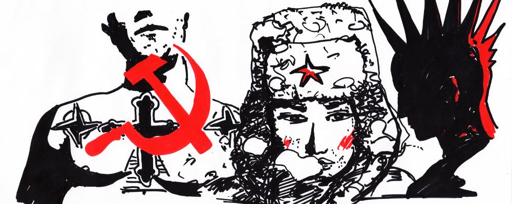 Il marchio ribelle di Nicolai Lilin