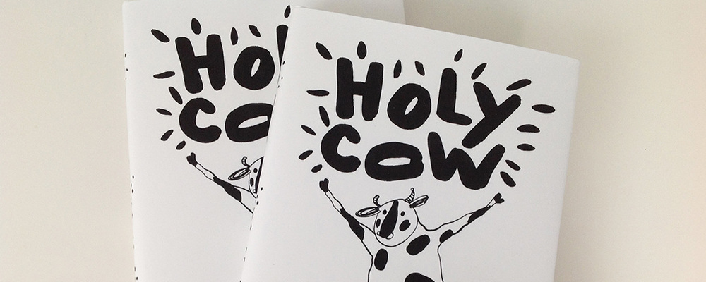 Holy Cow by David Duchovny, review by Marco Piva