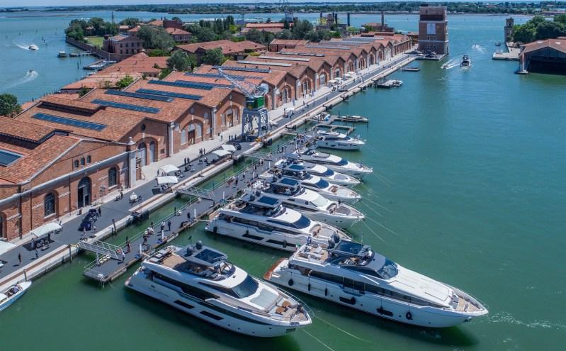 Salone nautico di Venezia, seconda edizione all'insegna della sostenibilità