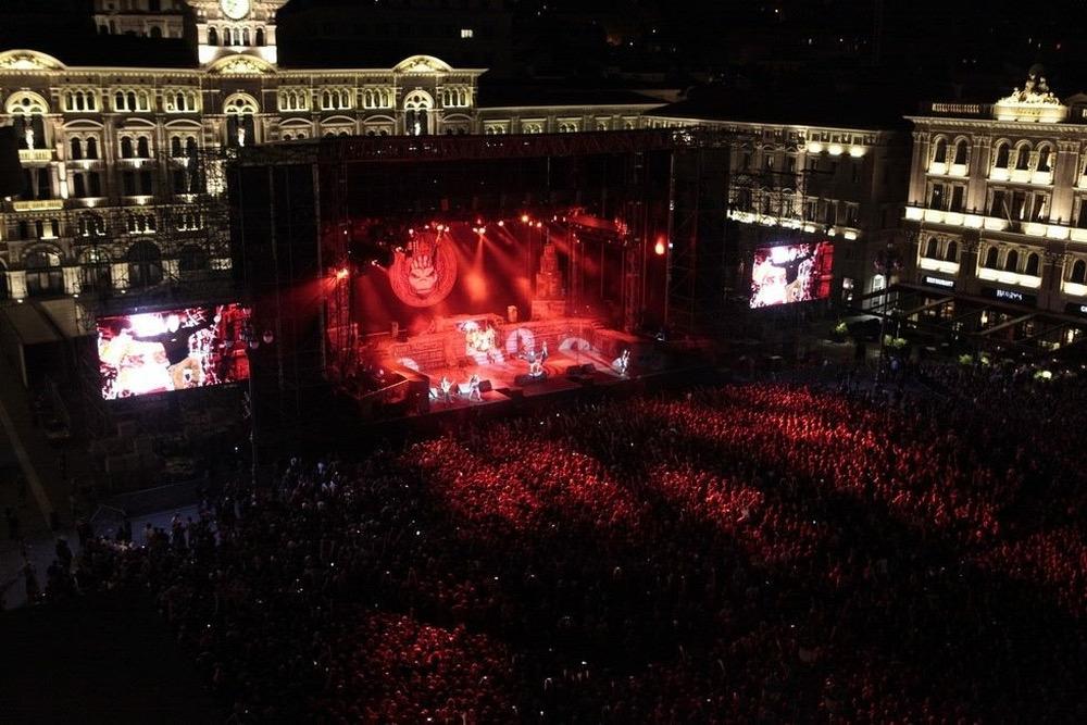 Scream For Me Trieste, Iron Maiden Live a Trieste 2016