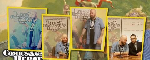 Jason Aaron, creatore di mondi