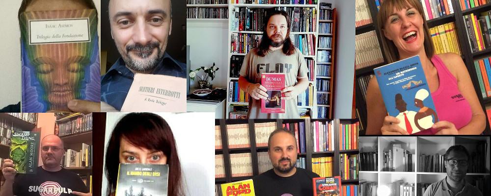 Nella vita servono libri, scendono in campo i ribelli della Cultura