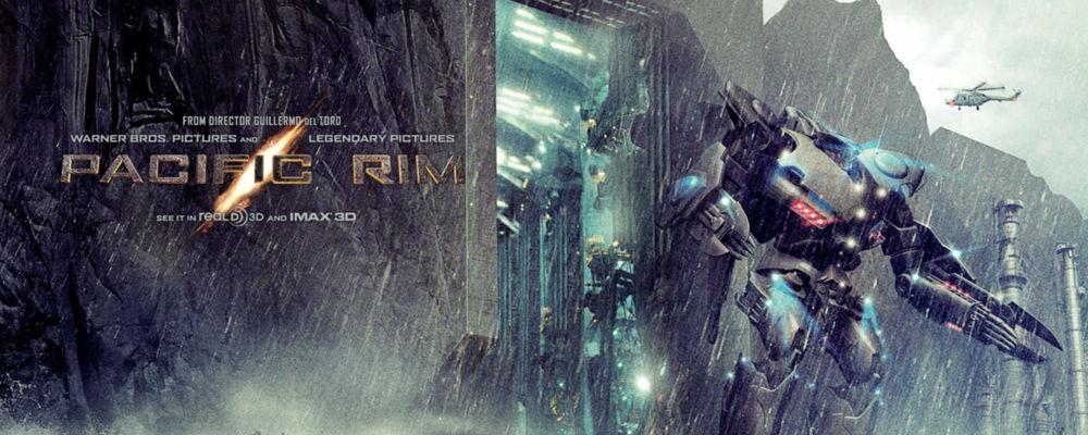 Pacific Rim, il visual di Jaeger e Kaiju. Un articolo di Andrea Andreetta