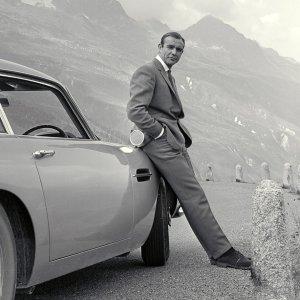 Sean Conney, l'ultimo immortale - 007 a Cortina