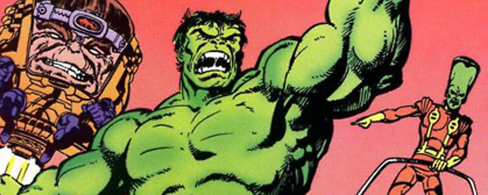 Hulk e le 50 sfumature di verde