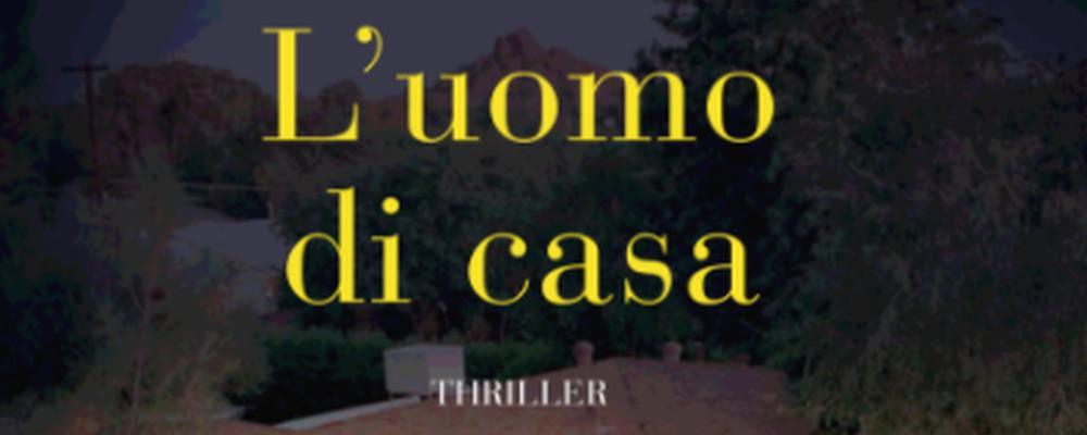 L'uomo di casa di Romano del Marco, copertina