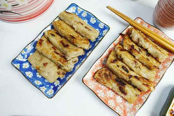 Traditional Canton Turnip Cake