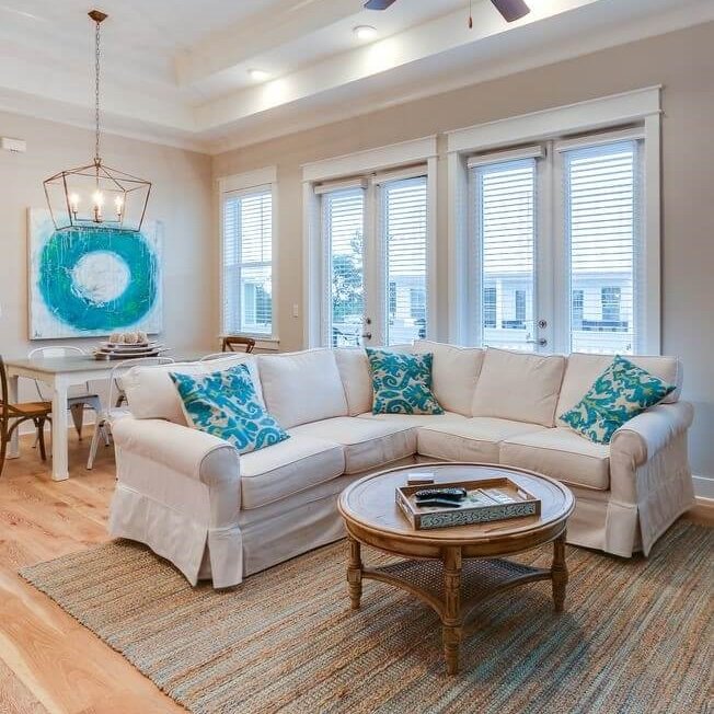 Beach Themed Living Rooms  Sugars Beach 2019