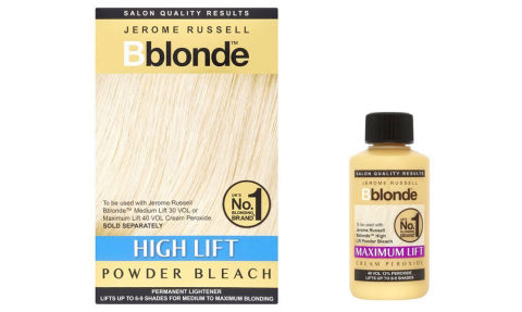 best products for ting white blonde hair dyes toners and silver shampoos that will rid