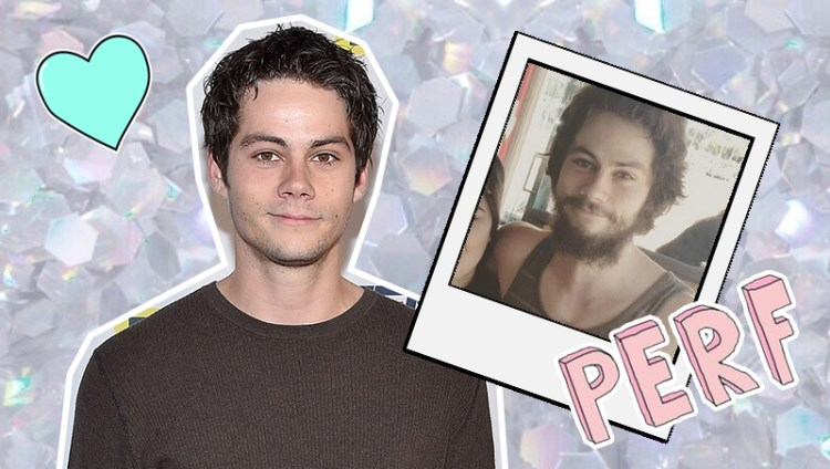 Teen Wolf's Dylan O'Brien pictured for the first time ...