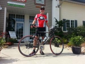 Mountain Bike Riding - Dentist