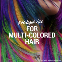 Related Keywords & Suggestions for multi colored hair