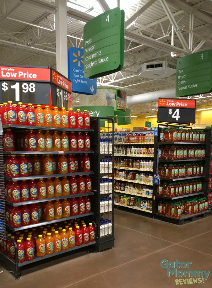 Walmart Salad Dressing Aisle #shop #FoodDeservesDelicious