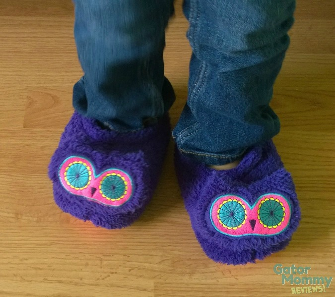 OshKosh B'gosh owl slippers