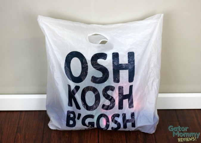 Oshkosh B'gosh shopping bag