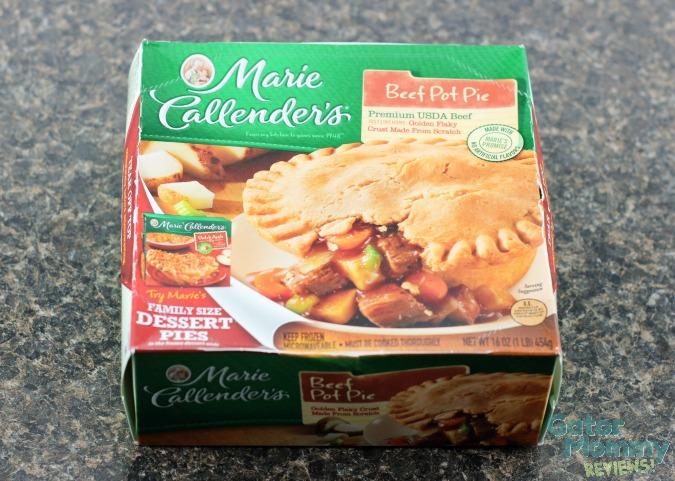 Marie Callender's Beef Pot Pie #CollectiveBias #EasyAsPotPie