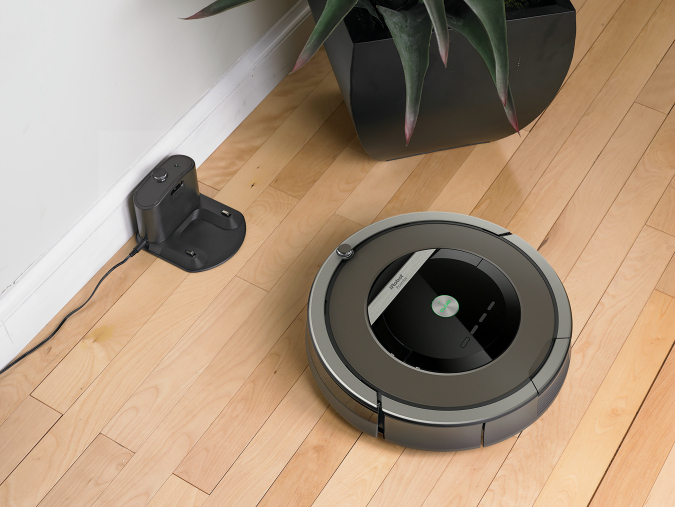 iRobot Roomba docking
