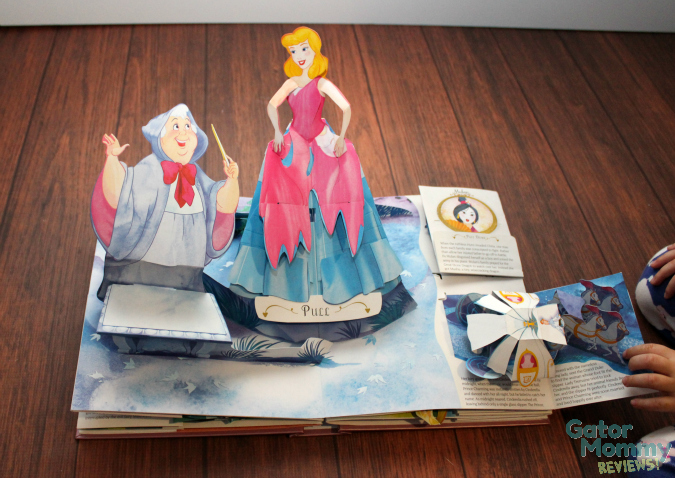 Disney Pop Up Book