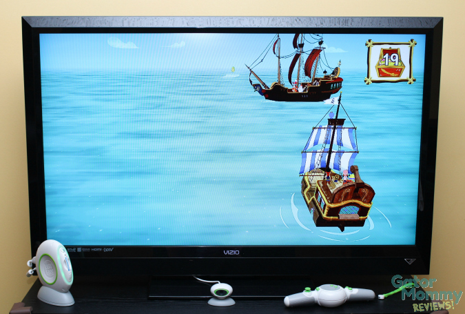 LeapTV setup