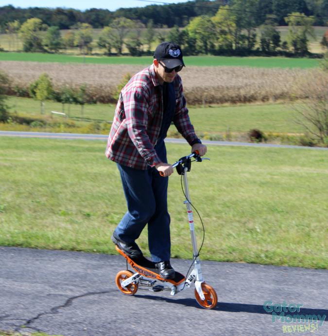 Rockboard Scooter