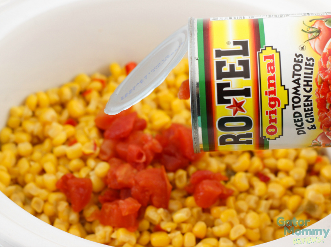Slow Cooker Mexican Corn Dip