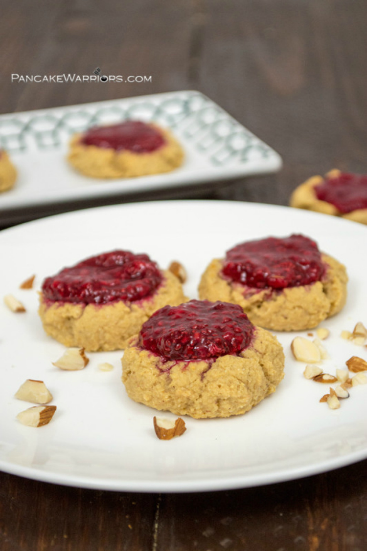 easy-grain-free-almond-raspberry-thumbprint-cookies
