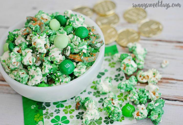 Green-Popcorn