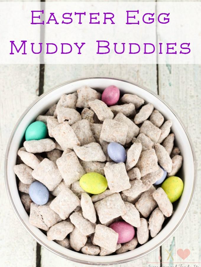 Easter Egg Muddy Buddies