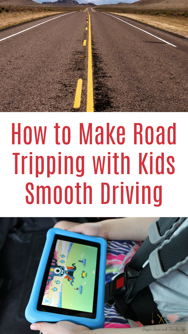 How to Make Road Tripping with Kids Smooth Driving