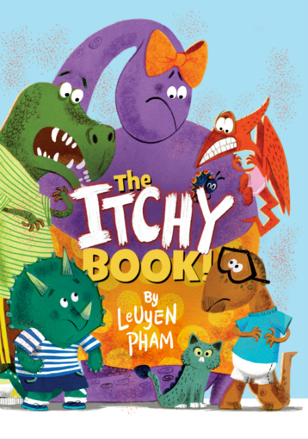 The Itchy Book