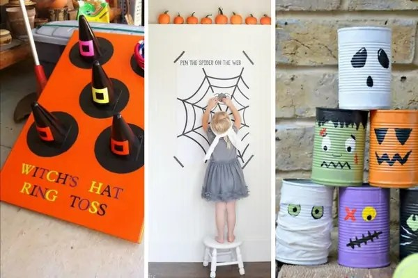20 halloween games for