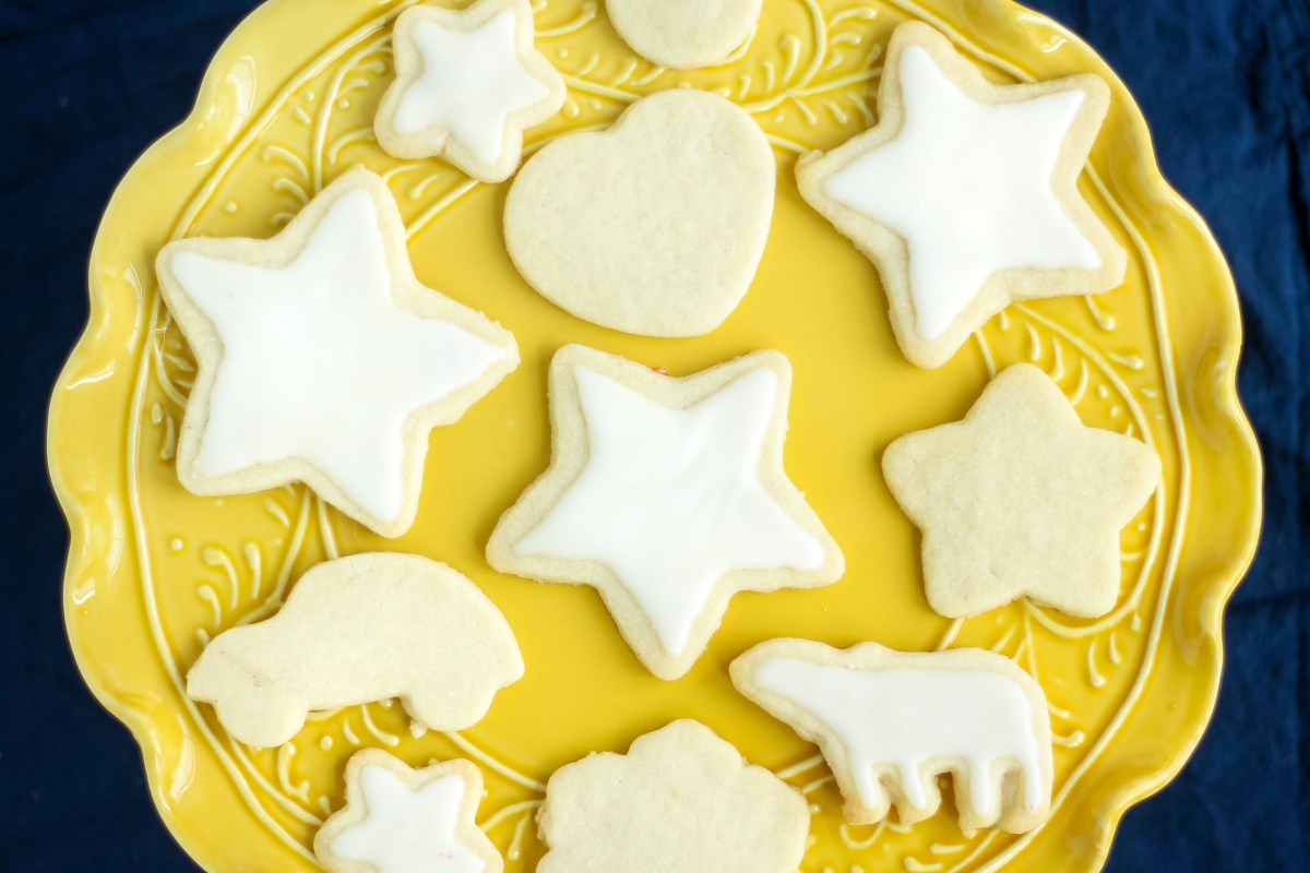 Sugar Cookie with Royal Icing