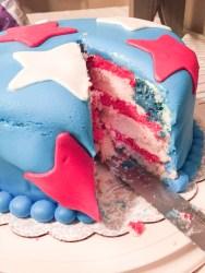 First Flag Cake (circa 2015)