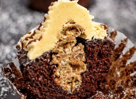 Muddy Buddy Cupcakes